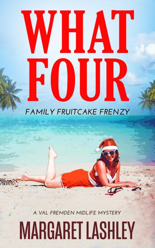 What Four: Family Fruitcake Frenzy